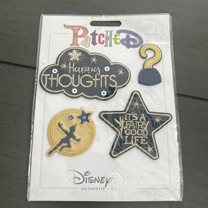 Disney Patched Peter Pan set
